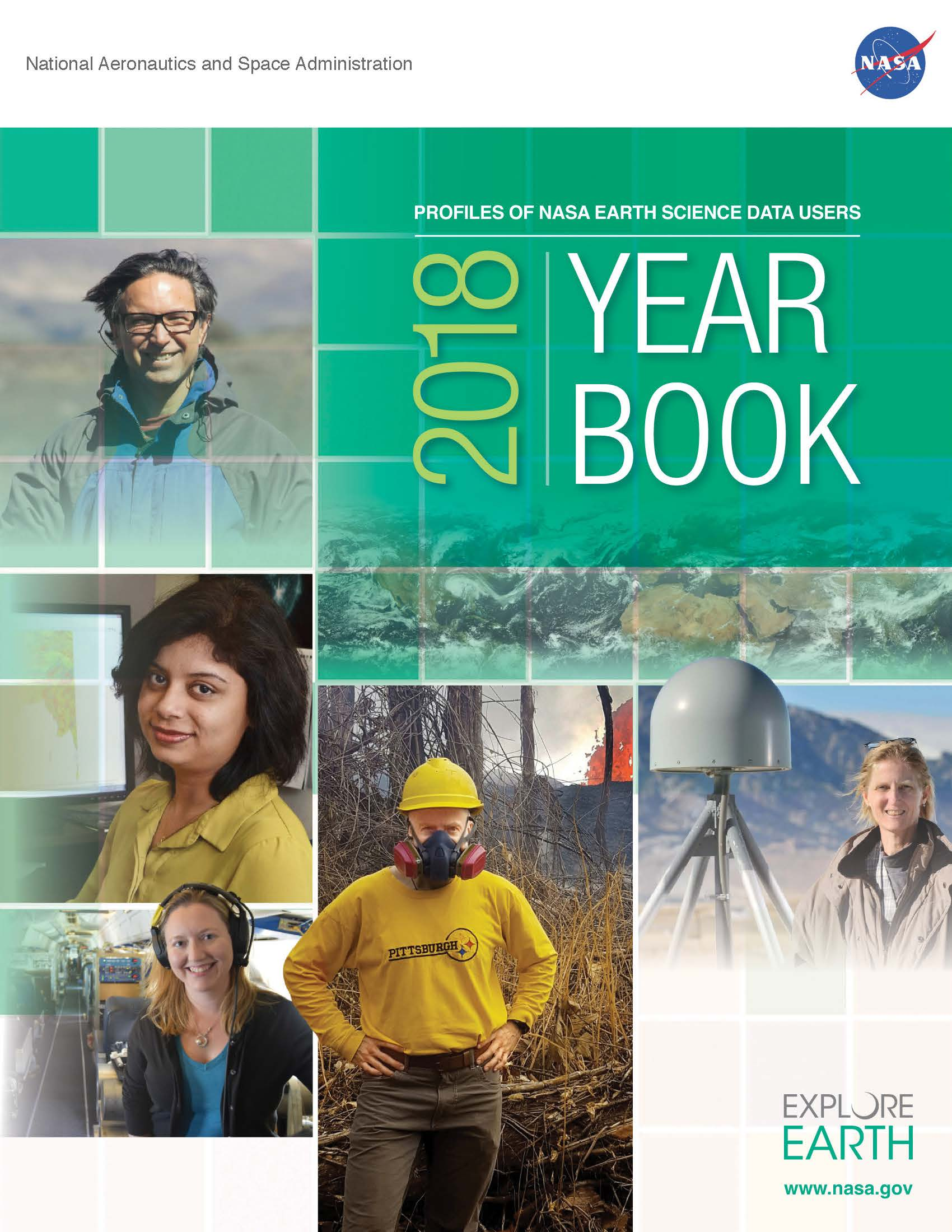 2018 Data User Profile Yearbook- Cover
