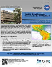 GHRC DAAC one pager