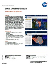 Icebridge Data Portal one pager