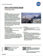 Icebridge Data one pager