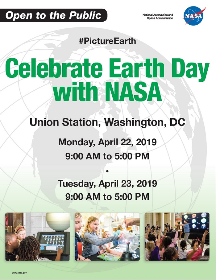 Earth Day flyer