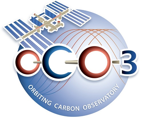 OCO-3 logo