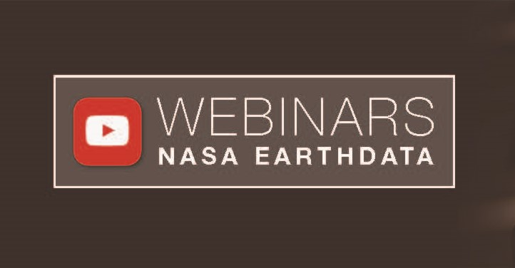 Logo for NASA Earthdata Webinars