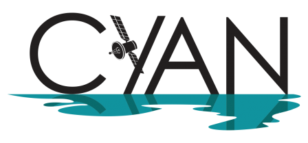 Cyanobacteria Assessment Network, or CyAN logo