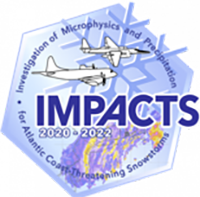 Logo for Investigation of Microphysics and Precipitation for Atlantic Coast-Threatening Snowstorms