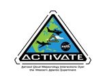 Logo of the Aerosol Cloud Meteorology Interactions over the Western Atlantic Experiment (ACTIVATE)