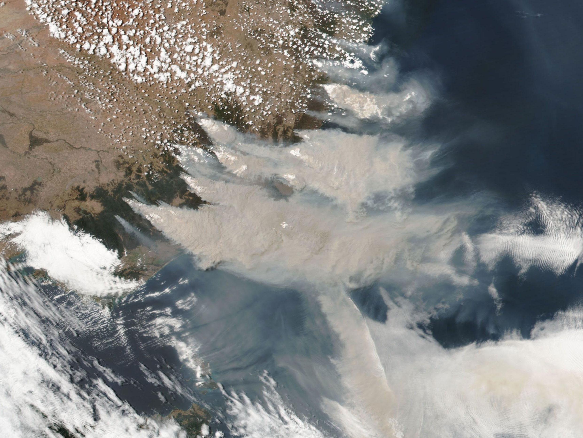 Australia Fires on 4 January 2020
