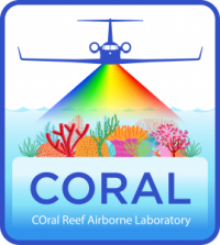 Logo for the Coral Reef Airborne Laboratory