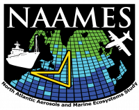 Logo for the North Atlantic Aerosols and Marine Ecosystems Study