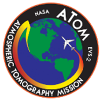 Logo for the Atmospheric Tomography Mission