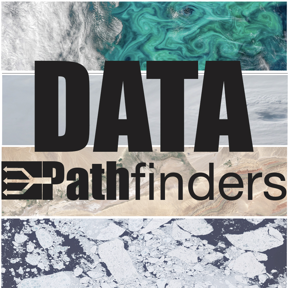 Graphic for data pathfinders