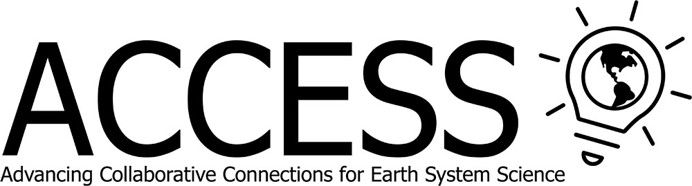 Logo of the ACCESS program with globe in a lightbulb.