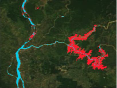 Lower Sesan II dam identified as flood