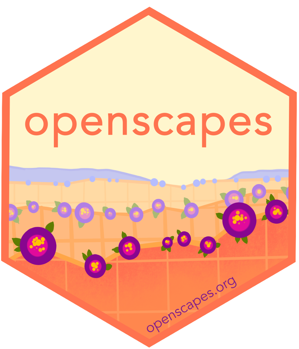 Openscapes logo