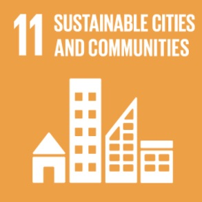 United Nations graphic for sustainable development goal 11
