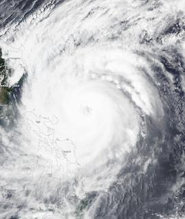 Super Typhoon Surigae on 19 April 2021 (NOAA 20/VIIRS) - Feature Grid