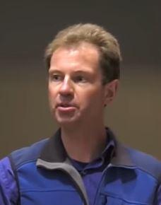 Head shot of Dr. Steve Bowman Geologic Hazard Specialist with the Utah Geological Survey