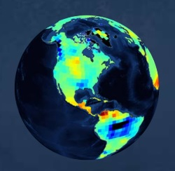 PO.DAAC Icon Ocean Surface Topography