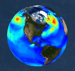 PO.DAAC Icon Ocean Waves
