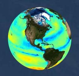 PO.DAAC Icon Ocean Winds