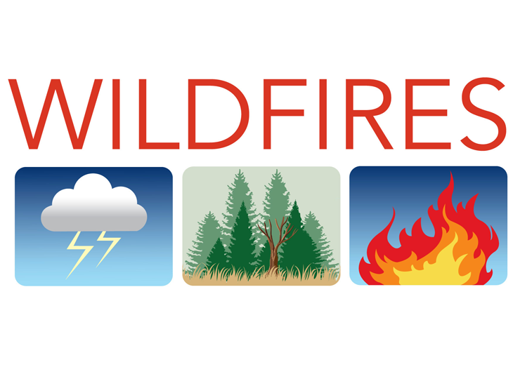 Wildfires Graphic- Resources Page