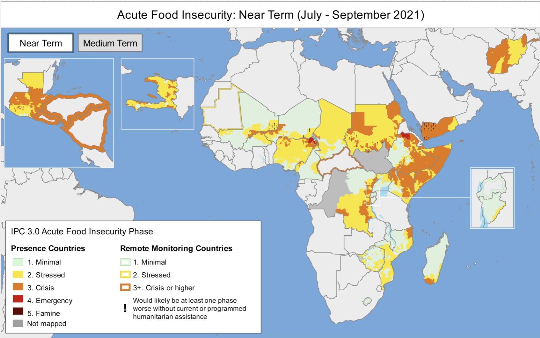Famine Early Warning System Network (FEWS NET)