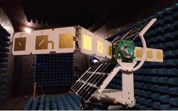 Spire GNSS-R Batch 2 satellite