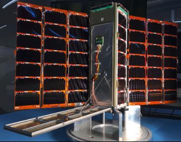 Spire GNSS-R Batch 1 satellite