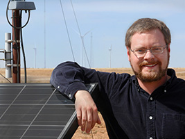 Eric Bruning, Assistant Professor of Atmospheric Science, Department of Geosciences, Texas Tech University (TTU), Lubbock, TX