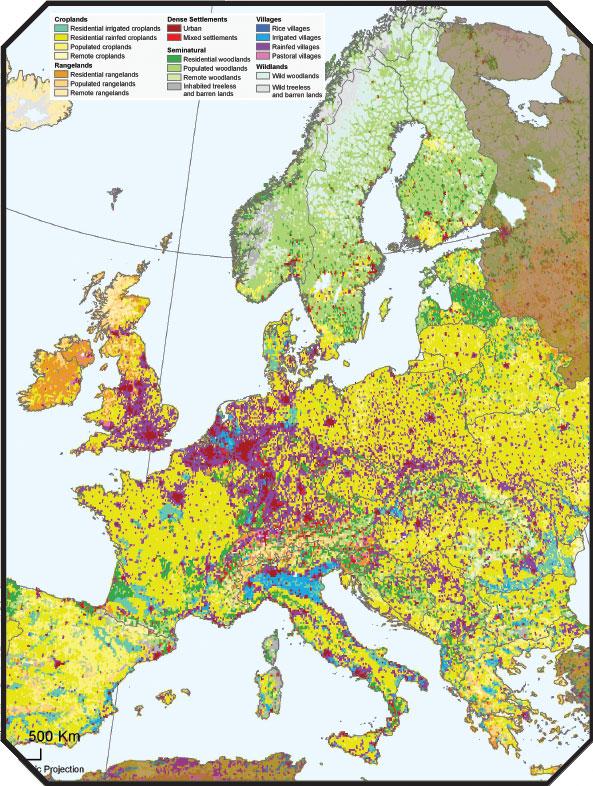 Image Credit: NASA Socioeconomic Data and Applications Center (SEDAC)