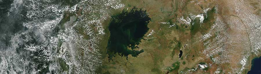 Lake Victoria, Eastern Africa - feature page
