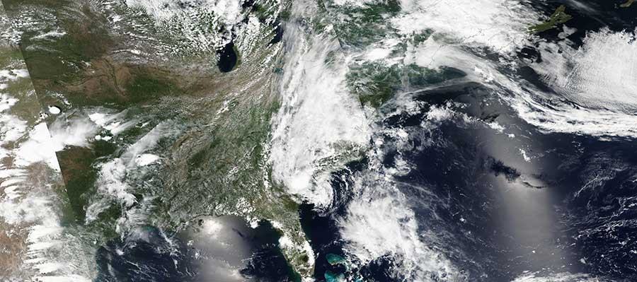 Tropical Depression Bonnie 29 May 2016 SNPP Lg