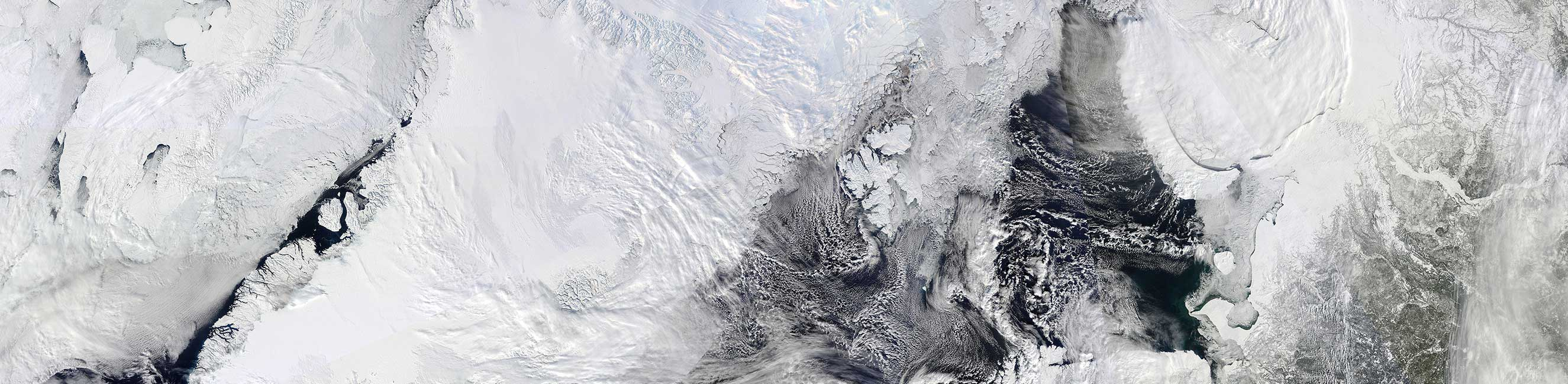 Sensing Arctic Sea Ice