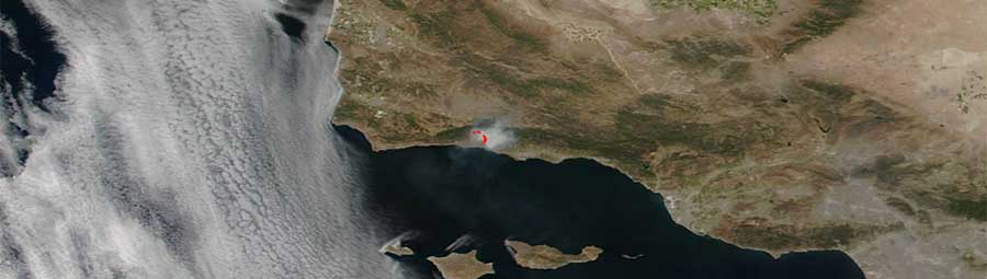 Sherpa fire Santa Barbara NPP 17 June 2016