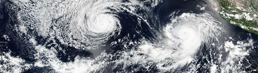 Eastern Pacific Storms - feature page