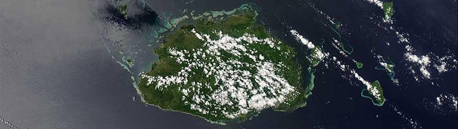Viti Levu Island, Fiji - feature page