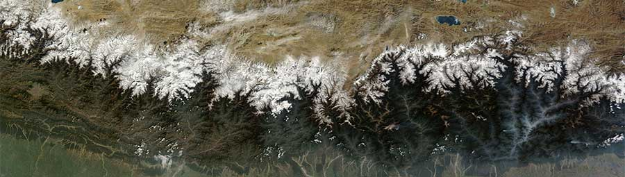 Himalayan Mountains - feature page