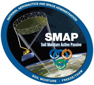 SMAP logo