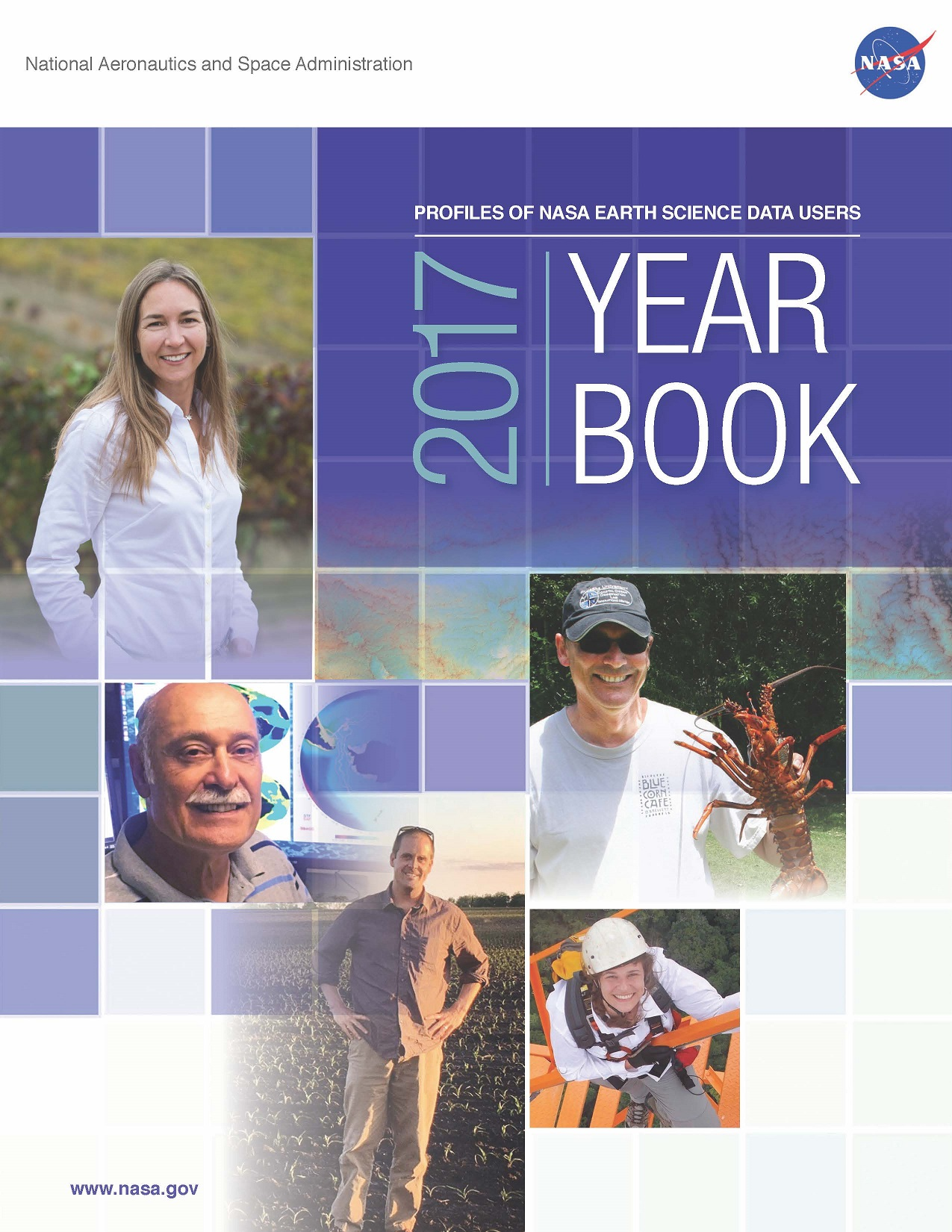 2017 User Profile Yearbook Cover Image