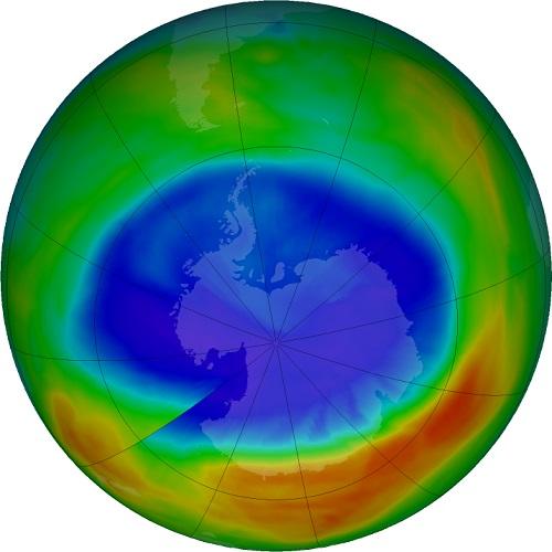 2017 Ozone Hole