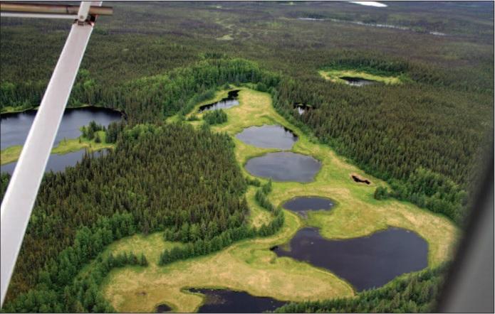 Alaska interior