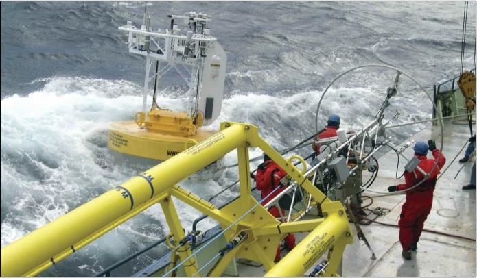 buoy crew Gulf Stream