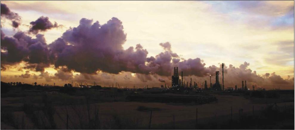oil refinery Corpus Christi