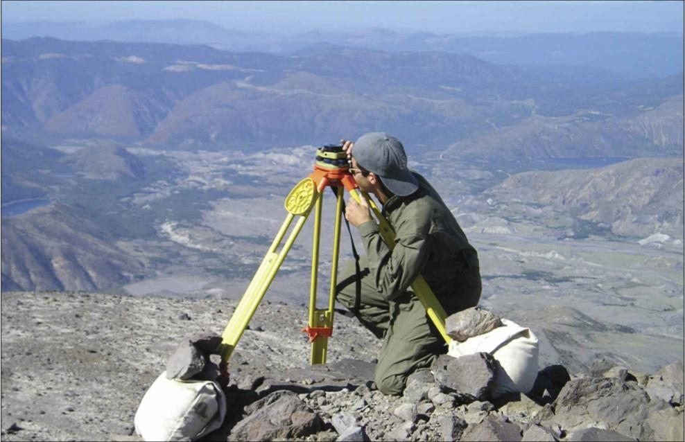 Mt Saint Helens GPS