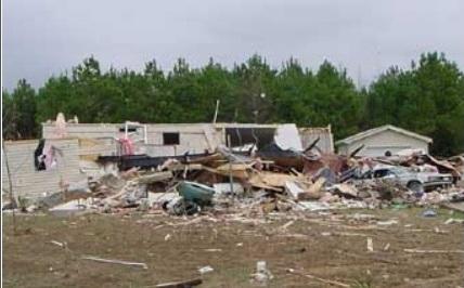 New Hope tornado