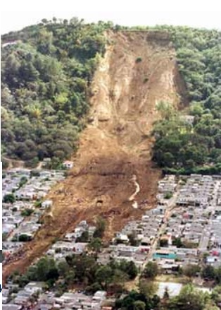 El Salvador earthquake