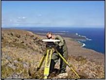 Kilauea volcano GPS