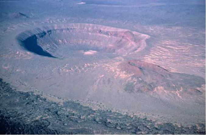 El Elegante Crater