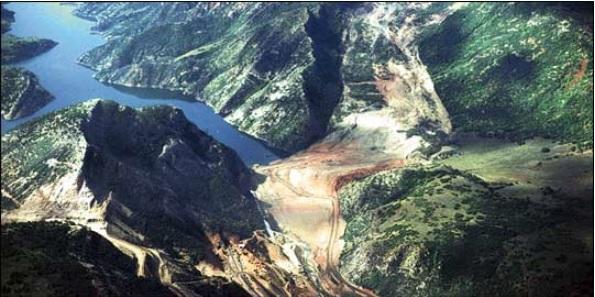 Thistle Utah El Nino