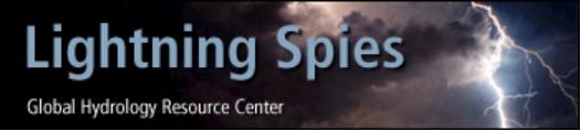 Lightning Spies title